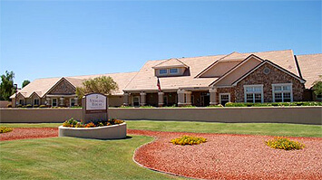 Sterling House assisted living in Peoria