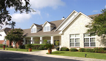 Sterling House of Waxahachie assisted living facility