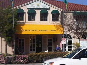 Sunnycrest Assisted Living Facility In Fullerton