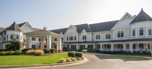 Sunrise of Wilmington assisted living
