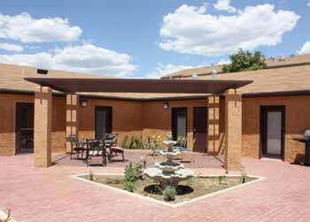 assisted living in Silver City facility