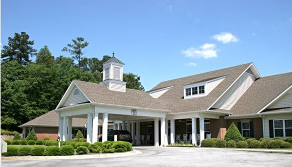 The Cottages on Wesleyan assisted living
