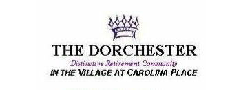 The Dorchester assisted living facility and campus in Pineville, North Carolina is located just outside of Charlotte