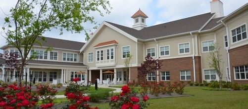 The Oaks assisted living