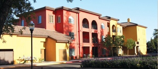 Assisted living facilities senior care in fresno for The terraces senior living