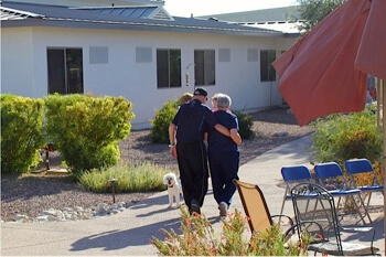 The Villas At La Canada Assisted Living Facility In Tucson