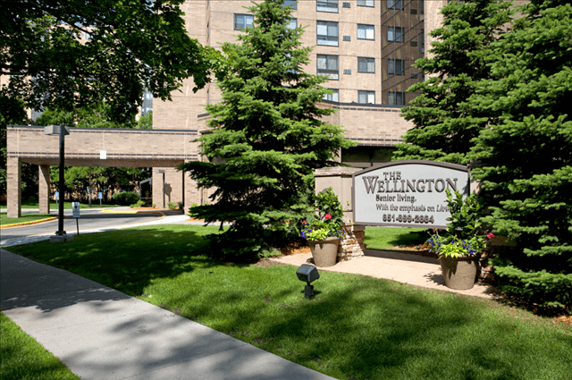 The Wellington senior living