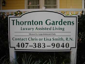 Luxury assisted living in Orlandl
