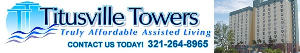 Titusville Towers affordable assisted living