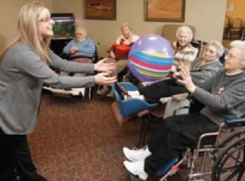 University Village Continuing Care Retirement Community In