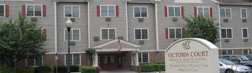 Victoria Court assisted living and Alzheimer's in Cranston
