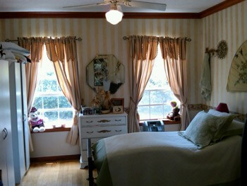 bedroom for seniors
