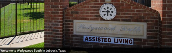 Wedgewood South assisted living