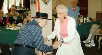 Celebration at Weinberg assisted living in Tampa
