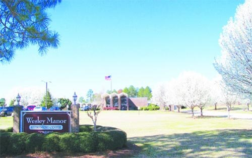 Wesley Manor in Dothan