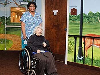 Woodhaven Retirement Community Assisted Living Facility In