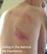 Falling In The Bathtub