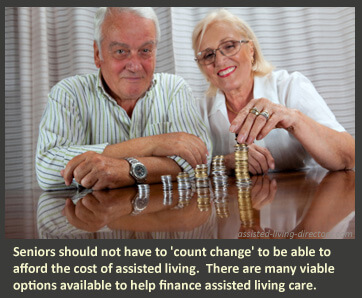 Financing Assisted Living options