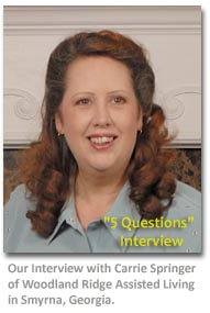 (image: Our interview with an administrator of an assisted living facility in Georgia - 5 questions)