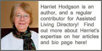 Harriet Hodgson Contributor Page