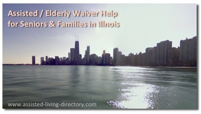 Illinois Elderly & Assisted Waiver Help