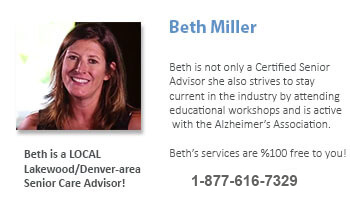 Qualified senior care advisor for Lakewood.