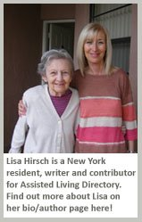 Lisa Hirsch, New York residenta and contributor for Assisted Living Directory