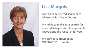 Lise San Diego advisor for seniors