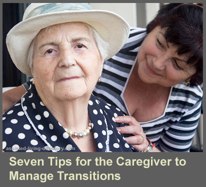 Caregivers Managing Transitions