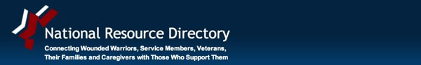 National Resource Directory for Veterans
