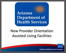 Provider Trainings for AZ