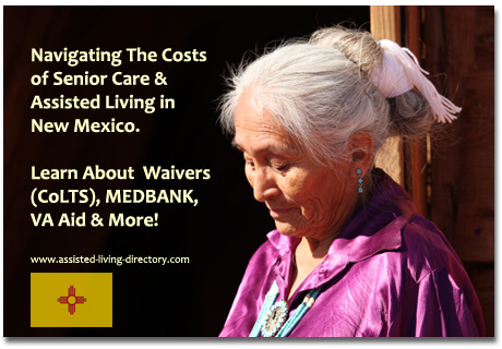 Navigating New Mexico's senior care and assisted living costs