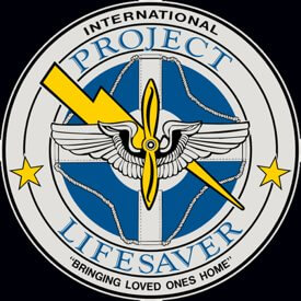 Project Lifesaver badge