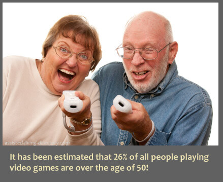 Seniors and Video Games