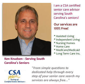 Ken is a certified CSA for South Carolina