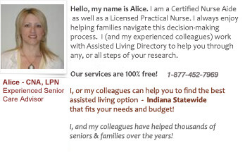 Senior and elcercare support for Indiana