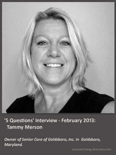Tammy Merson Interview