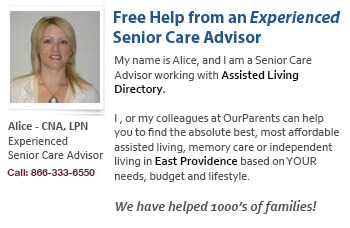 Available help for East Providence's seniors and families