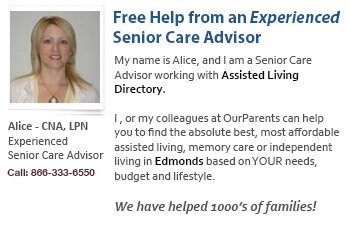 Edmonds assisted living & memory care advisor
