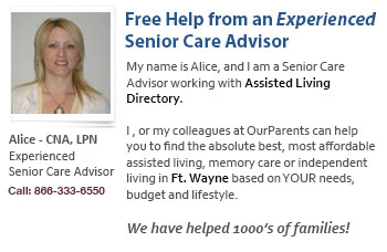 Help for Fort Wayne's seniors and families.