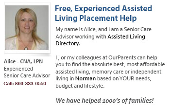 Assisted Living Placement Help for Norman