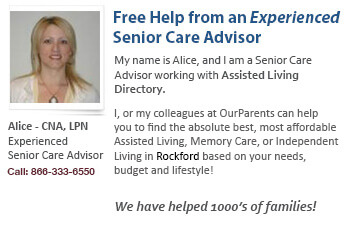 Rockford assisted living placement help