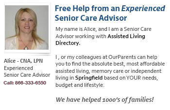 Help for Springfield's Seniors and Caregivers