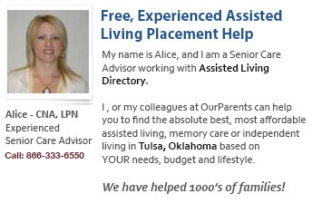 Tulsa assisted living placement help