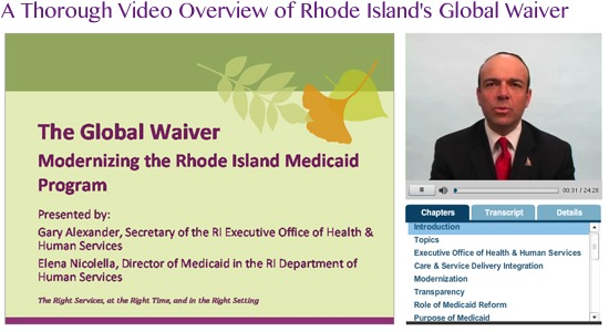 RI Global Waiver Overview