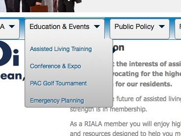 Assisted Living Regulations Rhode Island
