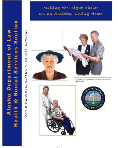 Alaska Consumer Guide for Assisted Living