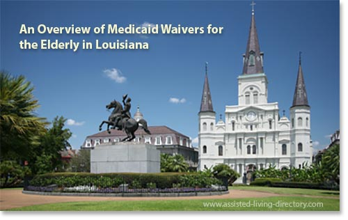An overview of Medicaid Waivers for the Elderly in Louisiana