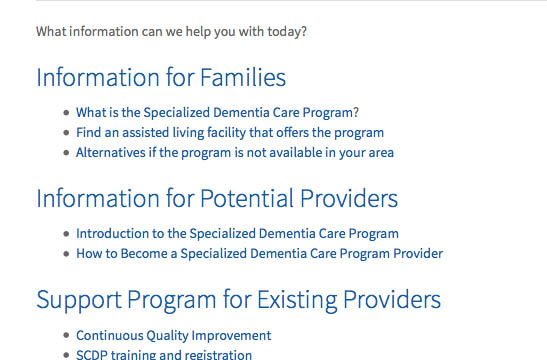 Specialized Dementia Care in Bellingham