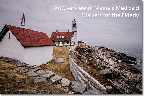 Maine's Elderly Medicaid Waivers